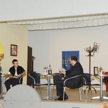 """Theatergruppe Augustin Flyer """"Pension Schöller"""""""