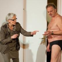 """Theatergruppe Augustin """"Hier sind Sie richtig!"""""""