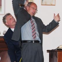 "Theatergruppe Augustin ""Minister gesucht"""