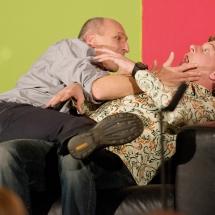 """Theatergruppe Augustin """"Lügen haben junge Beine"""""""