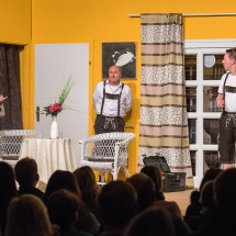 Theatergruppe Augustin - Alles in Butter
