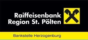 Theatergruppe Augustin - Logo Raiffeisenbank